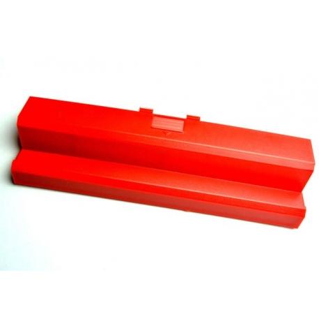 SH-101 Couvercle piles rouge SH-101