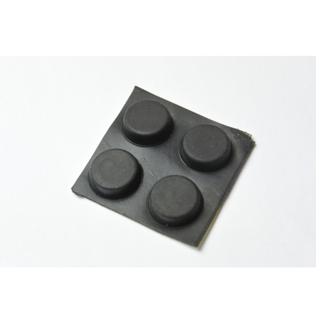 Roland, Self-Adhesive Rubber Feet