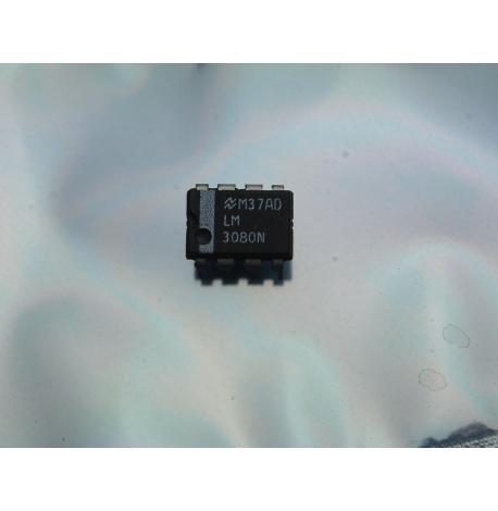 IC 3080 op-amp