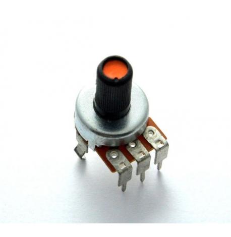 TR-808 5KA Potentiomètre Orange