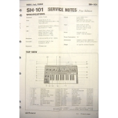 SH-101 Service Note