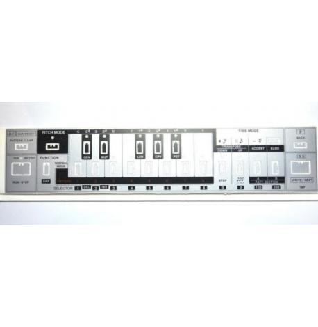 Cyclone analogic, TT-303 panel sticker