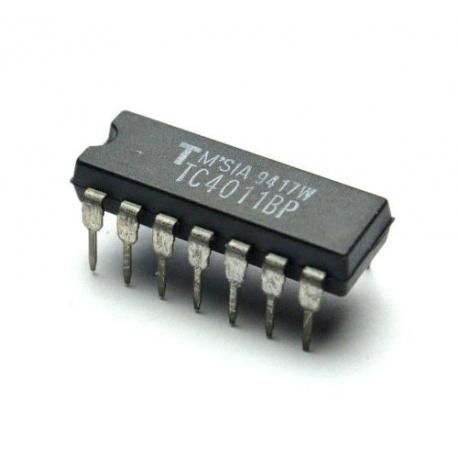 Components, TC4011BP