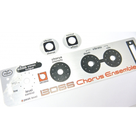 FX/BOSS/Roland pedals, CE-1 badge kit
