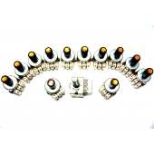 x13 Set Potentiometers