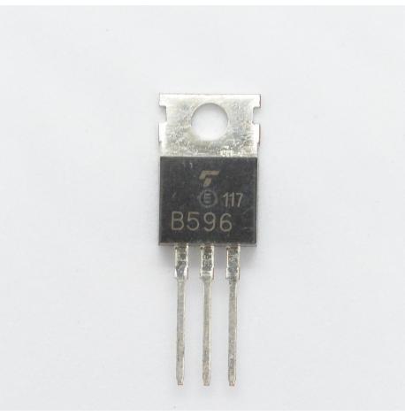 Components, 2SB596