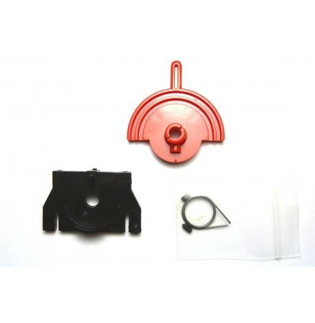 SH-101, Red Bender lever (Complete Set)