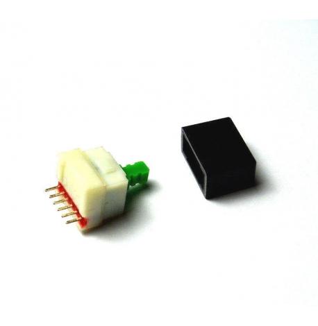 Roland, SH-101 Power Switch + black cap