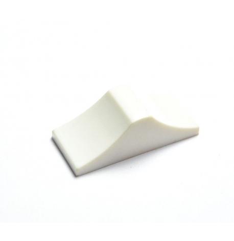 Capuchon blanc Moog