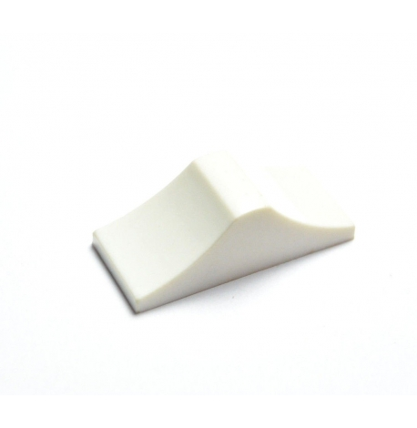 Moog white cap